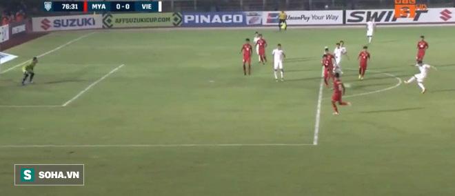 Trọng tài Thái Lan cướp trắng bàn thắng, Việt Nam bị cầm hòa dù ép đối phương nghẹt thở - Ảnh 5.