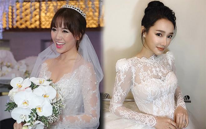 Điểm chung ít ai biết của vợ 2 danh hài nổi tiếng nhất showbiz Việt: Trường Giang - Trấn Thành - Ảnh 2.