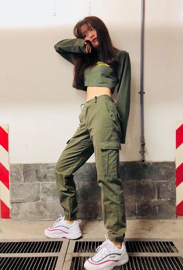 Danh tính nữ ca sĩ 18 tuổi đang sở hữu vòng eo nhỏ nhất showbiz Việt - Ảnh 10.