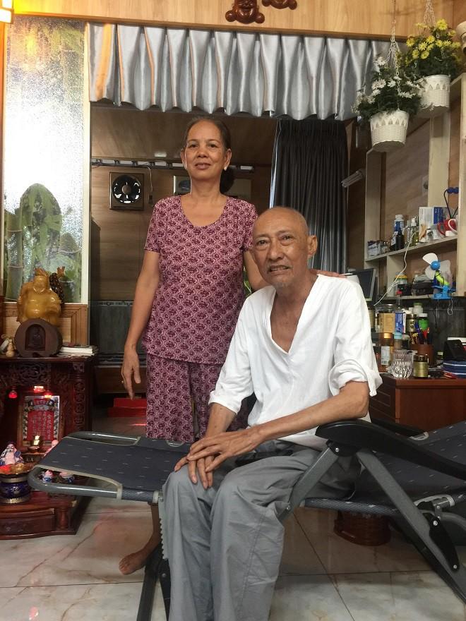 Nghệ sĩ Lê Bình: Dừng sự nghiệp, đón vợ trở về đoàn tụ, chuẩn bị cho tình huống xấu nhất - Ảnh 4.