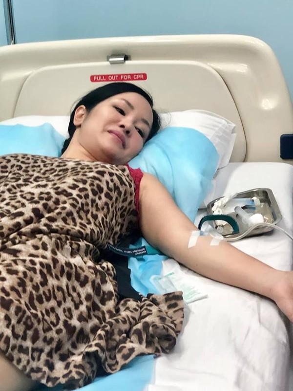 Diva Hồng Nhung nhập viện giữa ồn ào ly hôn chồng Tây vì xuất hiện người thứ 3 - Ảnh 1.