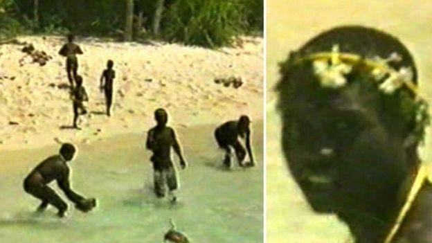 Sự thật bộ tộc bí ẩn thấy người lạ là giết trên hòn đảo cấm ở Ấn Độ - Ảnh 3.