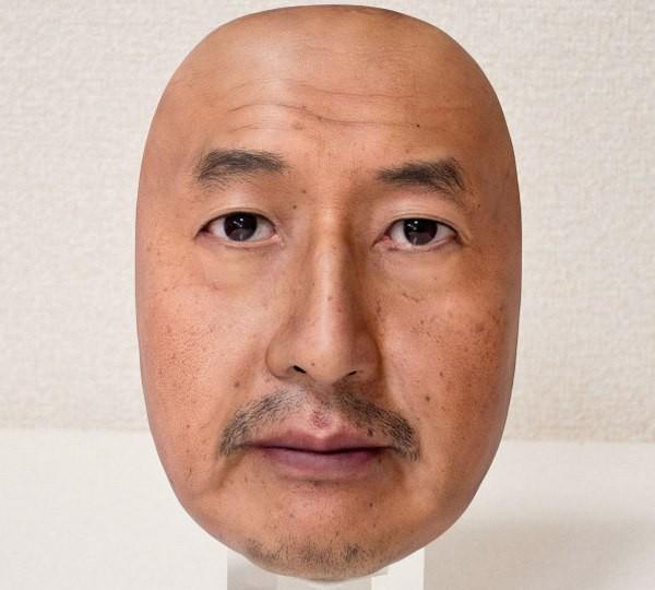 Những chiếc mặt nạ 3D chân thực đến đáng sợ đến từ Nhật Bản, nhìn xong có khi không dám ngủ - Ảnh 10.