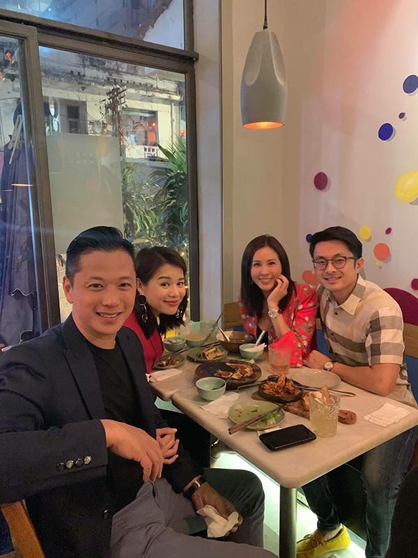 Ngôi sao đình đám TVB Hồ Hạnh Nhi cùng chồng đại gia sang Việt Nam - Ảnh 2.