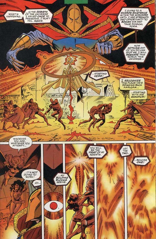 5 siêu anh hùng mạnh mẽ nhất được dung hợp từ 2 thế giới Marvel và DC - Ảnh 2.