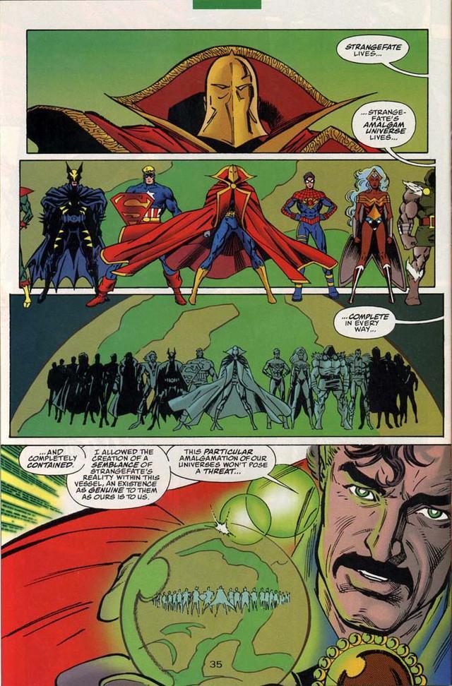 5 siêu anh hùng mạnh mẽ nhất được dung hợp từ 2 thế giới Marvel và DC - Ảnh 3.