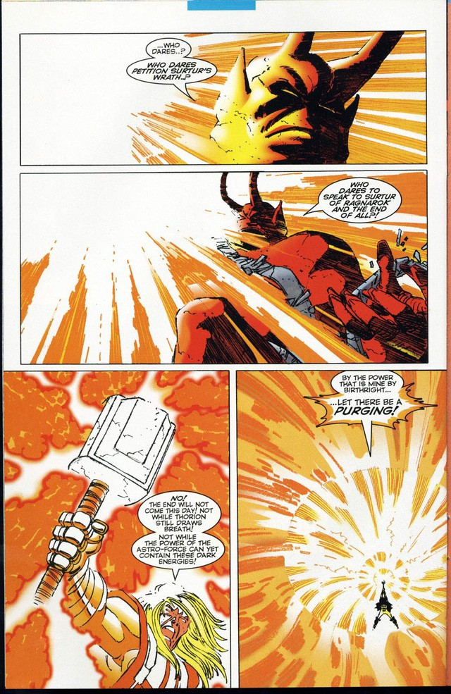 5 siêu anh hùng mạnh mẽ nhất được dung hợp từ 2 thế giới Marvel và DC - Ảnh 5.