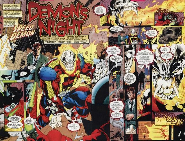 5 siêu anh hùng mạnh mẽ nhất được dung hợp từ 2 thế giới Marvel và DC - Ảnh 6.