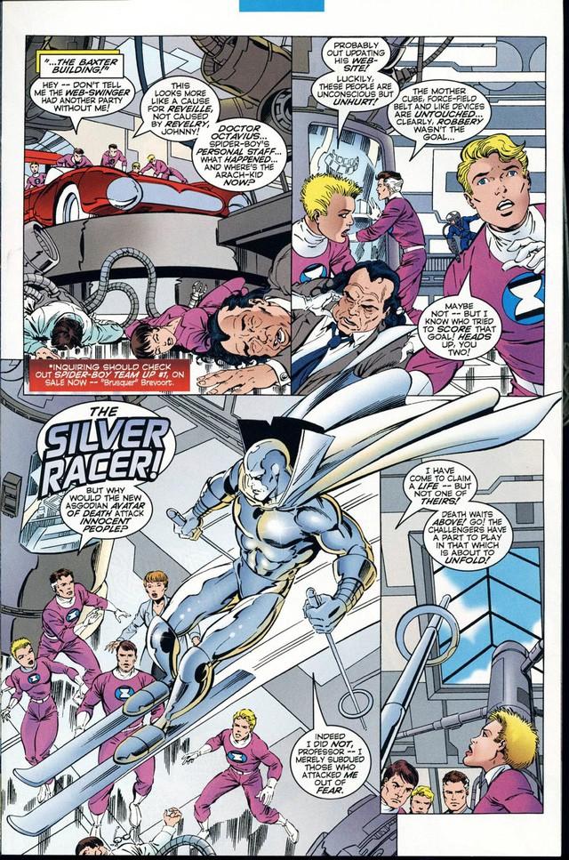 5 siêu anh hùng mạnh mẽ nhất được dung hợp từ 2 thế giới Marvel và DC - Ảnh 7.