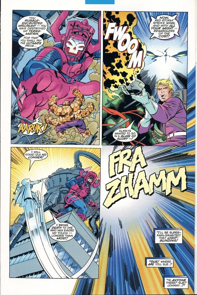 5 siêu anh hùng mạnh mẽ nhất được dung hợp từ 2 thế giới Marvel và DC - Ảnh 8.