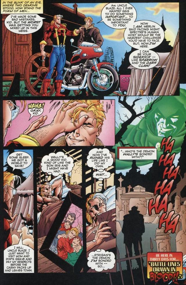 5 siêu anh hùng mạnh mẽ nhất được dung hợp từ 2 thế giới Marvel và DC - Ảnh 11.
