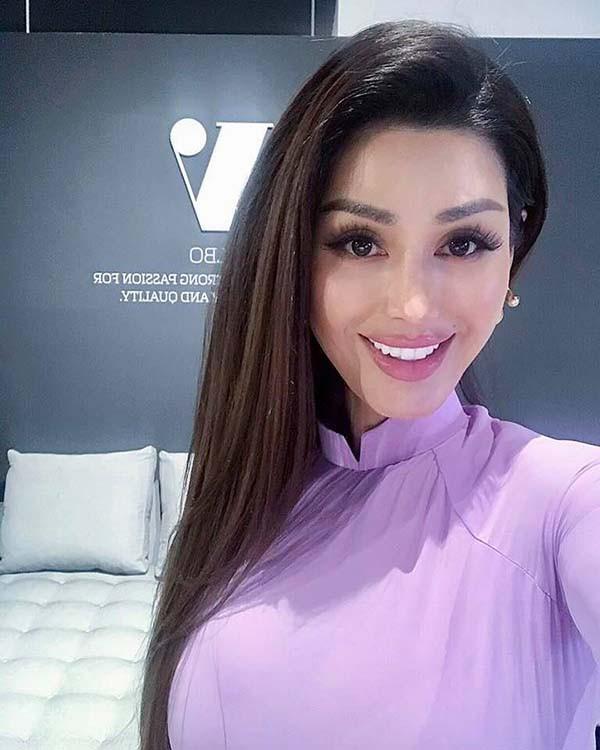 Cận cảnh gương mặt của Maria Đinh Phương Ánh sau khi trở lại showbiz - Ảnh 6.