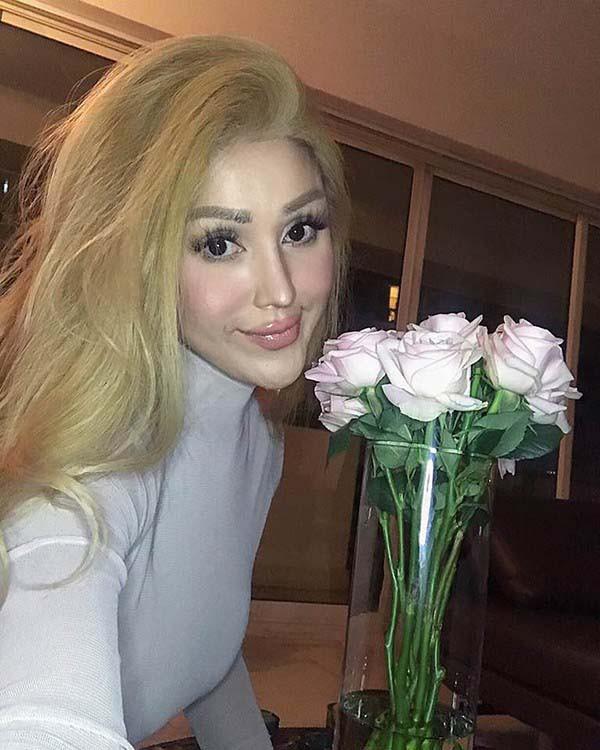 Cận cảnh gương mặt của Maria Đinh Phương Ánh sau khi trở lại showbiz - Ảnh 2.