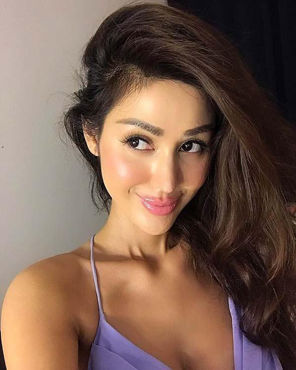 Cận cảnh gương mặt của Maria Đinh Phương Ánh sau khi trở lại showbiz - Ảnh 5.
