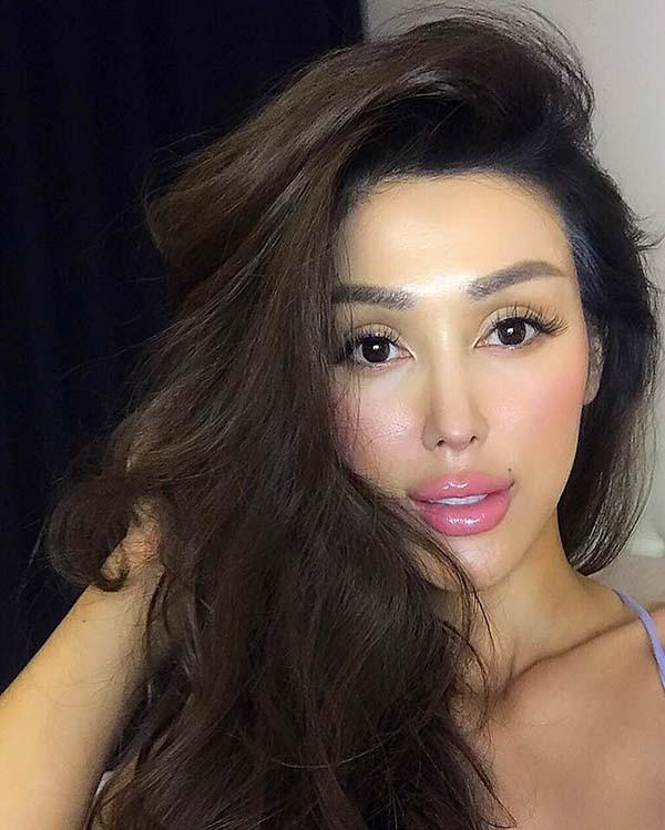 Cận cảnh gương mặt của Maria Đinh Phương Ánh sau khi trở lại showbiz - Ảnh 7.