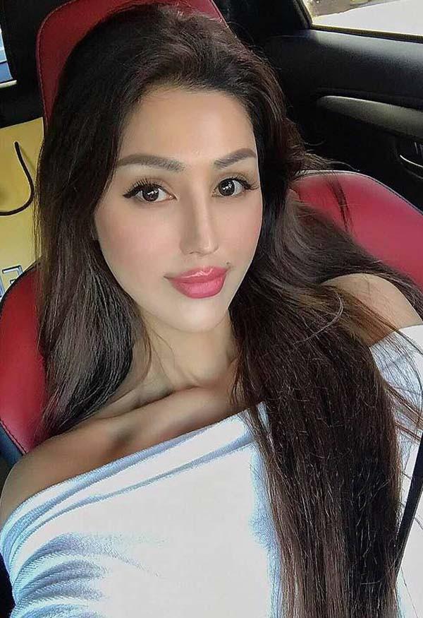 Cận cảnh gương mặt của Maria Đinh Phương Ánh sau khi trở lại showbiz - Ảnh 8.