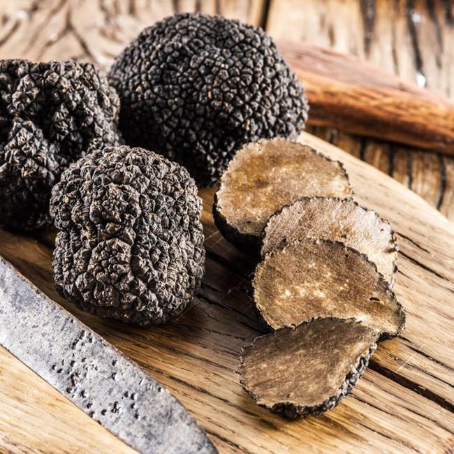 Truffle - loại nấm đắt nhất thế giới, thần dược phòng the, kim cương đen của nền ẩm thực: 140 triệu/kg - Ảnh 1.