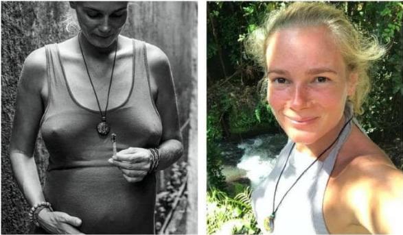 Bị trầm cảm sau sinh, mẹ ném con gái 2 tháng tuổi ra khỏi xe rồi tự sát - Ảnh 3.