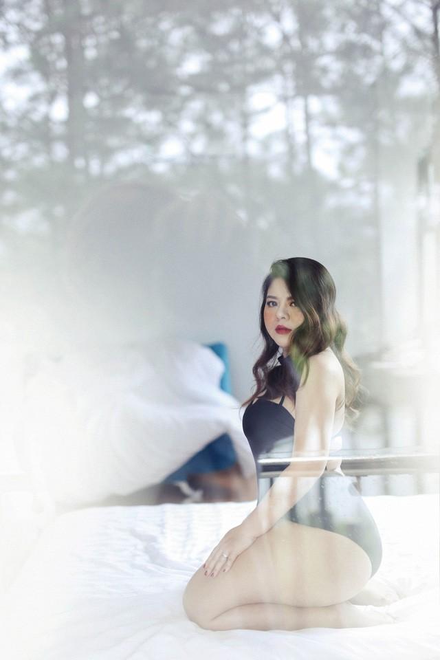 Biến cân nặng thành lợi thế, cô nàng này trở thành người mẫu ngoại cỡ hot tại Sài Gòn - Ảnh 4.