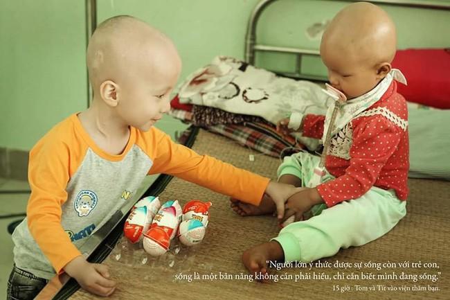24 giờ của Tom - bộ ảnh xúc động của một người mẹ có con trai bị ung thư não khi mới 33 tháng tuổi - Ảnh 13.