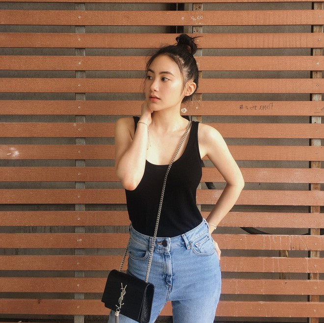 Hot girl Lào gốc Việt xinh đẹp nổi bật trong lễ tốt nghiệp đại học tại Anh - Ảnh 14.