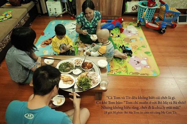24 giờ của Tom - bộ ảnh xúc động của một người mẹ có con trai bị ung thư não khi mới 33 tháng tuổi - Ảnh 15.