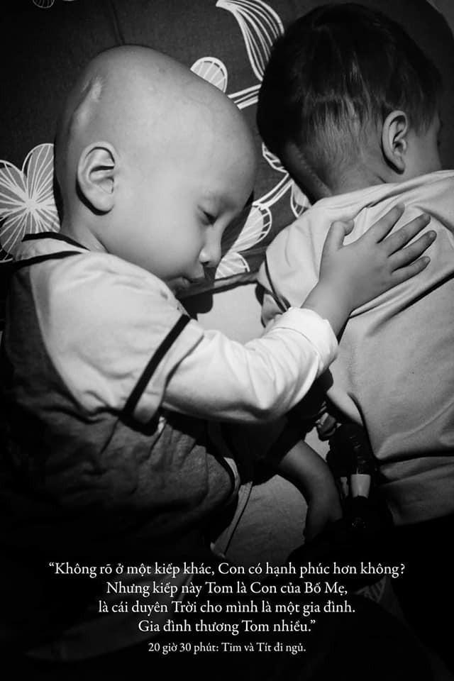 24 giờ của Tom - bộ ảnh xúc động của một người mẹ có con trai bị ung thư não khi mới 33 tháng tuổi - Ảnh 17.