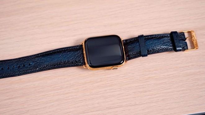 Mãn nhãn với chiếc Apple Watch Series 4 phiên bản mạ vàng trị giá hơn 50 triệu đồng - Ảnh 3.