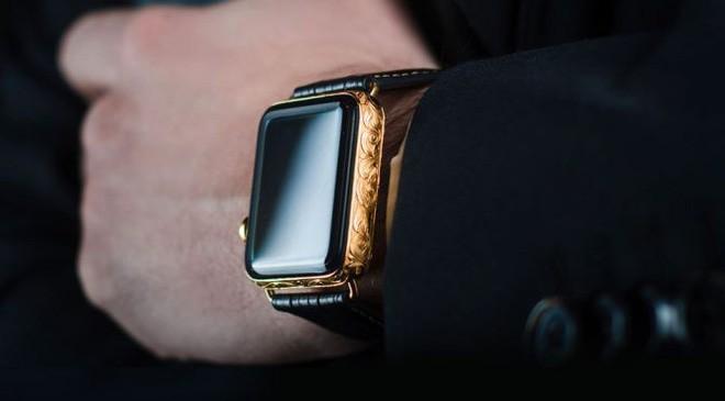 Mãn nhãn với chiếc Apple Watch Series 4 phiên bản mạ vàng trị giá hơn 50 triệu đồng - Ảnh 4.