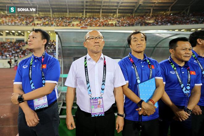 Hơn một năm tại vị, HLV Park Hang-seo cuối cùng đã chạm tới cột mốc 100 cùng ĐT Việt Nam - Ảnh 1.