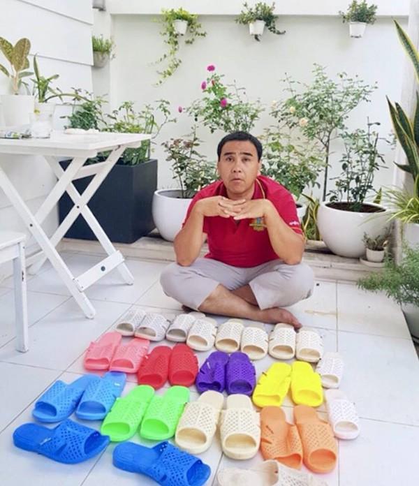 Sở thích ăn uống khác người của nam MC giàu nhất nhì Việt Nam - Quyền Linh - Ảnh 2.