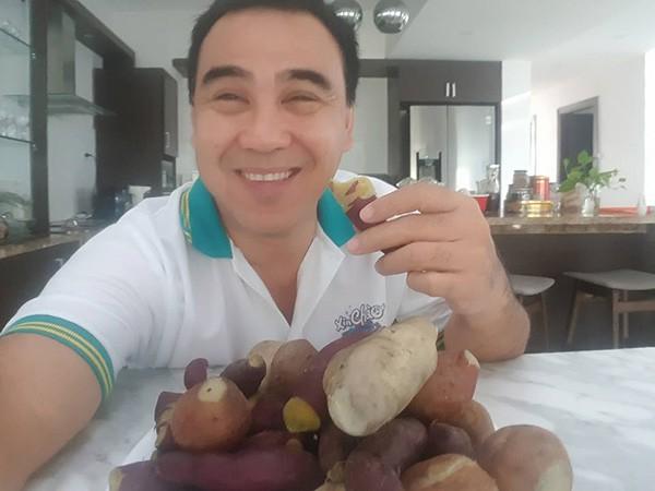 Sở thích ăn uống khác người của nam MC giàu nhất nhì Việt Nam - Quyền Linh - Ảnh 5.