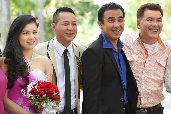 Điều thú vị về em dâu xinh đẹp, làm diễn viên nhưng sống kín tiếng của MC Quyền Linh - Ảnh 5.