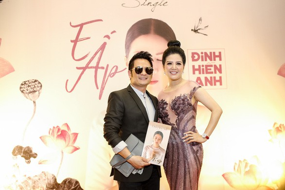 Thân thế ít biết của ca sĩ Đinh Hiền Anh - người vừa kết hôn với Thứ trưởng Bộ Tài chính - Ảnh 9.