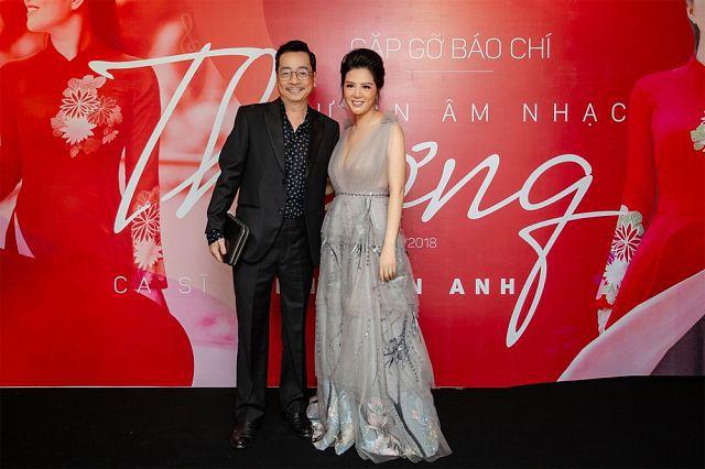 Thân thế ít biết của ca sĩ Đinh Hiền Anh - người vừa kết hôn với Thứ trưởng Bộ Tài chính - Ảnh 6.