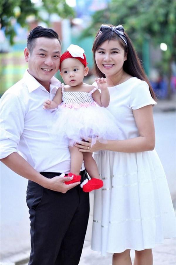 Điều thú vị về em dâu xinh đẹp, làm diễn viên nhưng sống kín tiếng của MC Quyền Linh - Ảnh 9.