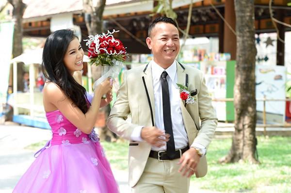 Điều thú vị về em dâu xinh đẹp, làm diễn viên nhưng sống kín tiếng của MC Quyền Linh - Ảnh 2.
