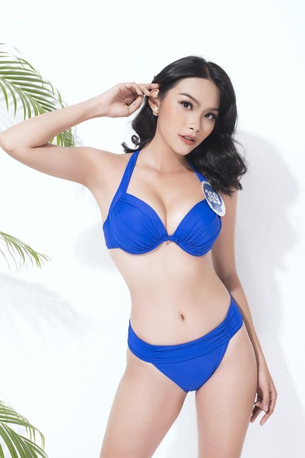 Con gái diễn viên chuyên đóng cảnh nóng Kiều Trinh ngày càng sexy - Ảnh 3.