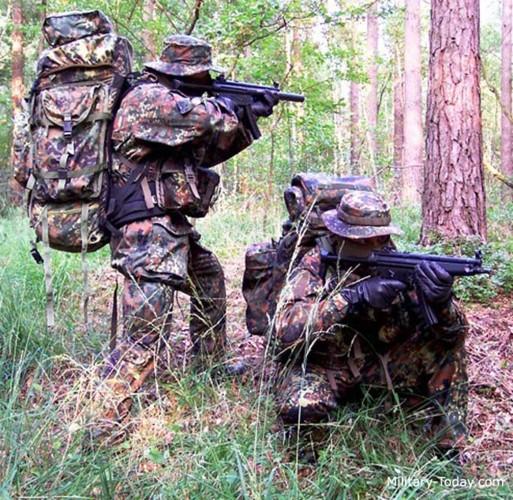 Ảnh: Súng Heckler&Koch MP5 - Khẩu tiểu liên huyền thoại của người Đức - Ảnh 2.