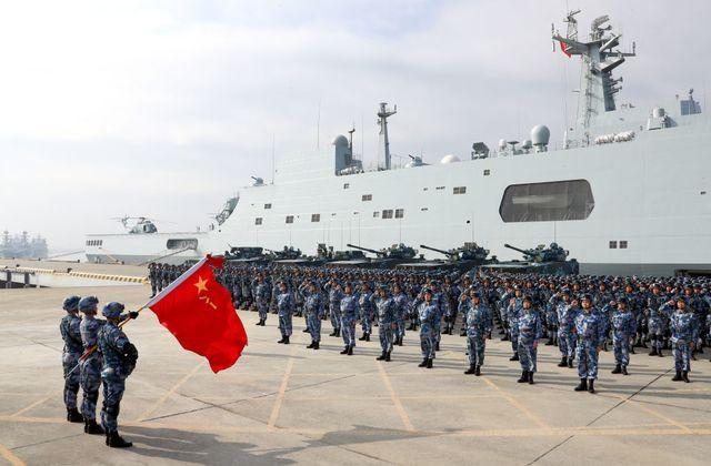 Chuyên gia TQ: Bắc Kinh sẽ thống nhất Đài Loan bằng mọi giá gần lúc ông Tập hạ cánh - Ảnh 2.
