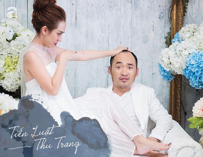 Thu Trang - Tiến Luật: Tiểu thư nhà giàu cưới anh nhân viên hậu đài, tự nhận tu nhiều kiếp mới gặp được má chồng thương yêu - Ảnh 3.