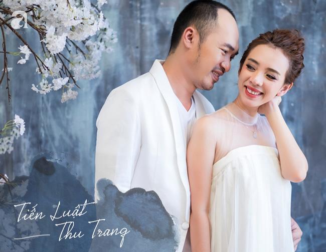 Thu Trang - Tiến Luật: Tiểu thư nhà giàu cưới anh nhân viên hậu đài, tự nhận tu nhiều kiếp mới gặp được má chồng thương yêu - Ảnh 4.