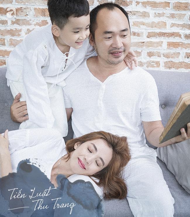 Thu Trang - Tiến Luật: Tiểu thư nhà giàu cưới anh nhân viên hậu đài, tự nhận tu nhiều kiếp mới gặp được má chồng thương yêu - Ảnh 5.