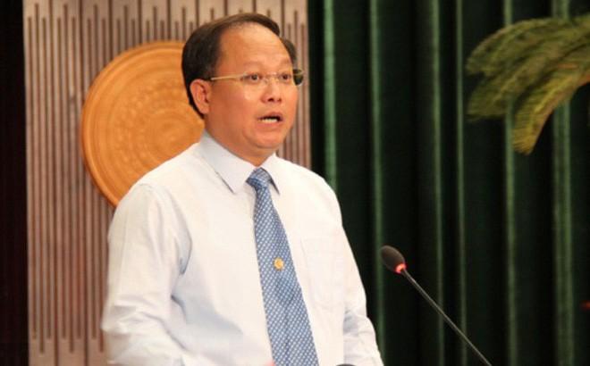 Bí thư Trương Quang Nghĩa: Ông Tất Thành Cang đang phải dự các cuộc họp kỷ luật - Ảnh 1.