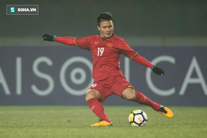 Công Phượng - Quang Hải lọt top 5 tiền vệ xuất sắc nhất vòng bảng AFF Cup - Ảnh 1.