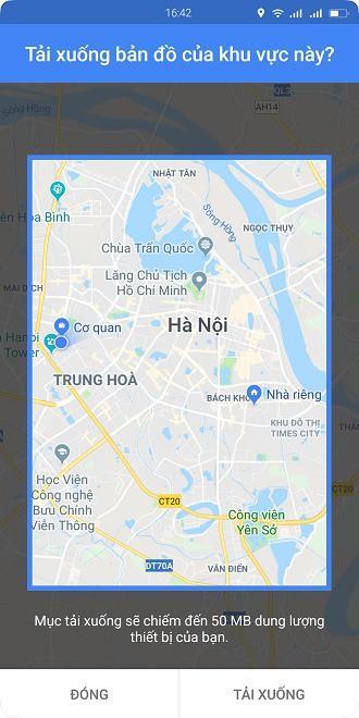 """Mẹo sử dụng Google Maps cực hay cho dân thích """"phượt"""" - Ảnh 1."""