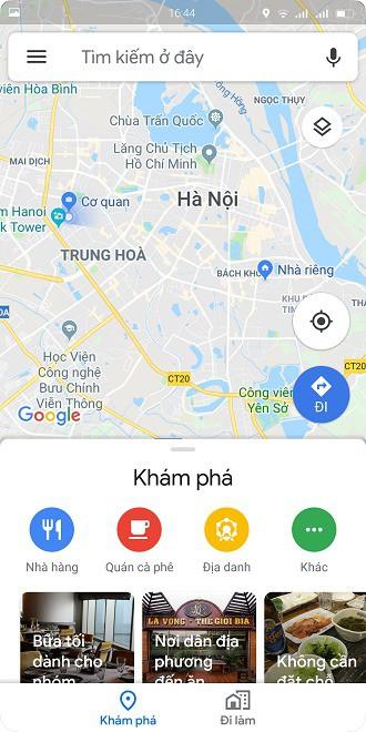 """Mẹo sử dụng Google Maps cực hay cho dân thích """"phượt"""" - Ảnh 2."""