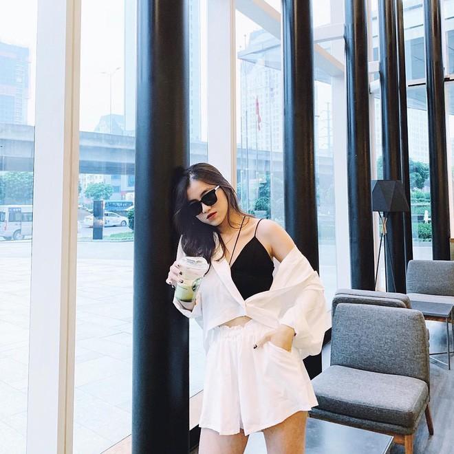 Mẫu độc quyền cho dòng thời trang ruột của Rich Kid Hà Nội: Cũng là tiểu thư con nhà giàu, khí chất sang chảnh - Ảnh 20.