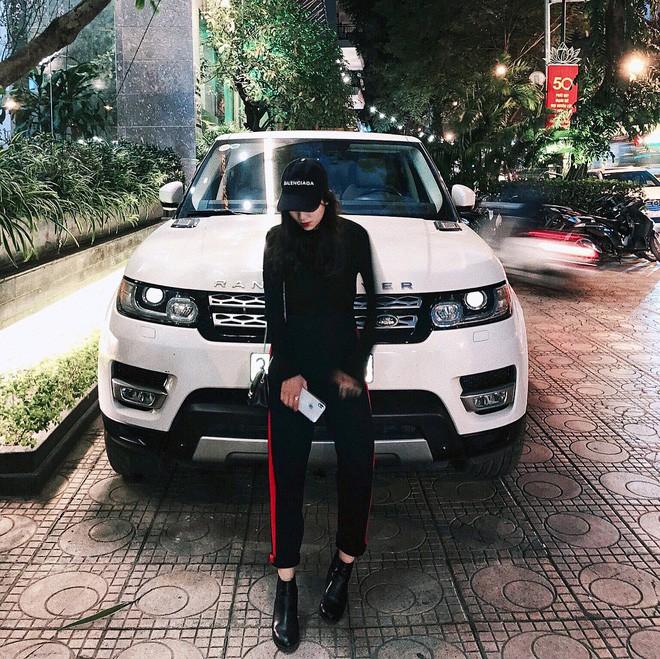 Mẫu độc quyền cho dòng thời trang ruột của Rich Kid Hà Nội: Cũng là tiểu thư con nhà giàu, khí chất sang chảnh - Ảnh 8.