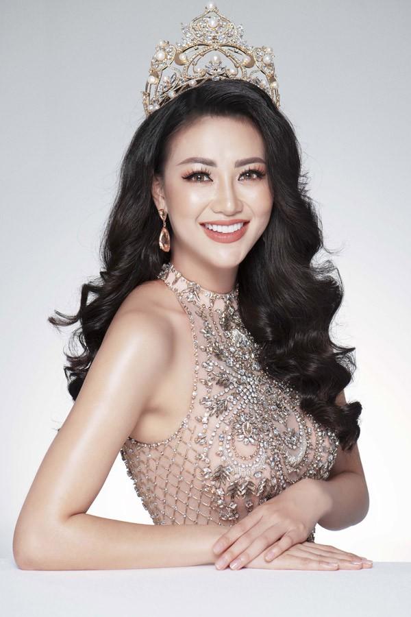 Nhan sắc nóng bỏng của mỹ nhân vừa đăng quang Hoa hậu Trái đất, đem vinh quang về cho Việt Nam - Ảnh 6.